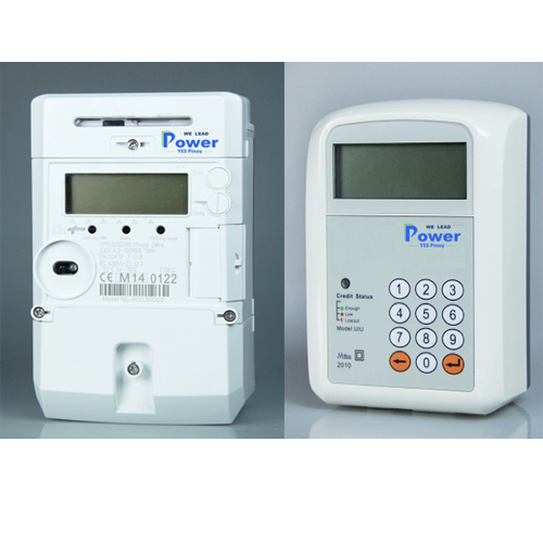 Single Phase Smart Prepayment Meter