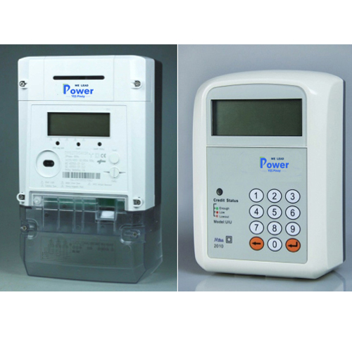 Three Phase Smart Prepayment Meter