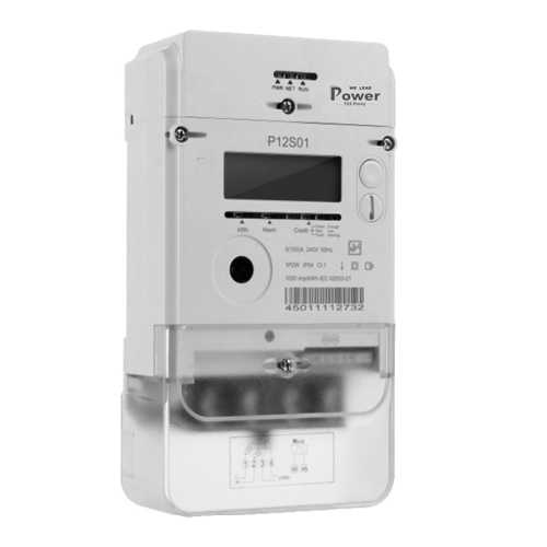 Single Phase AMI Meter